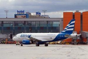 Авиокомпания Ellinair открывает маршрут Москва – Салоники