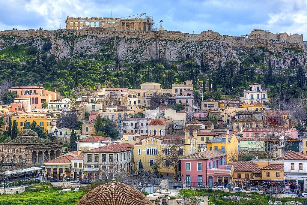 Афины: города Греции