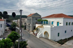 Деревня Милопотамос