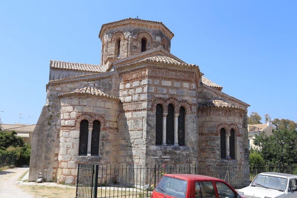 Храм Святых Апостолов Ясона и Сосипатра - Достопримечательности Корфу