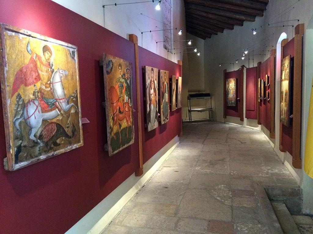 Византийский музей Антивуниотисса