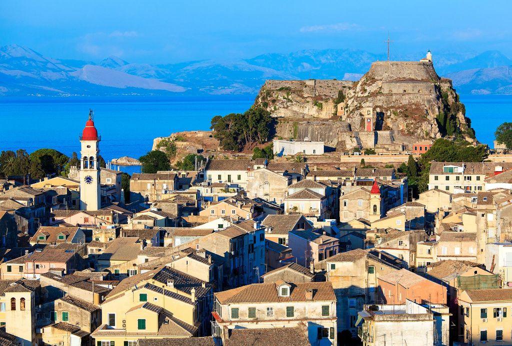 Отдых в Греции: Корфу