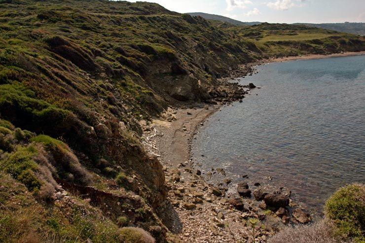 Пляж Каламици
