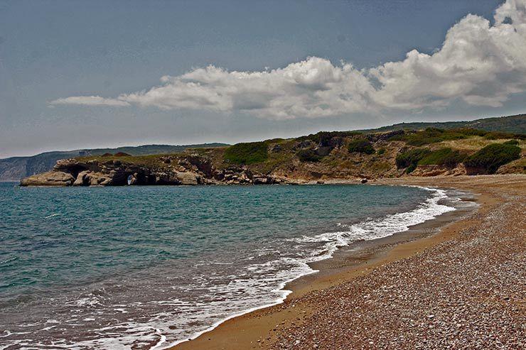 Пляж Палеополи