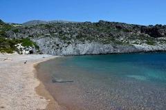 Пляж Мелидони