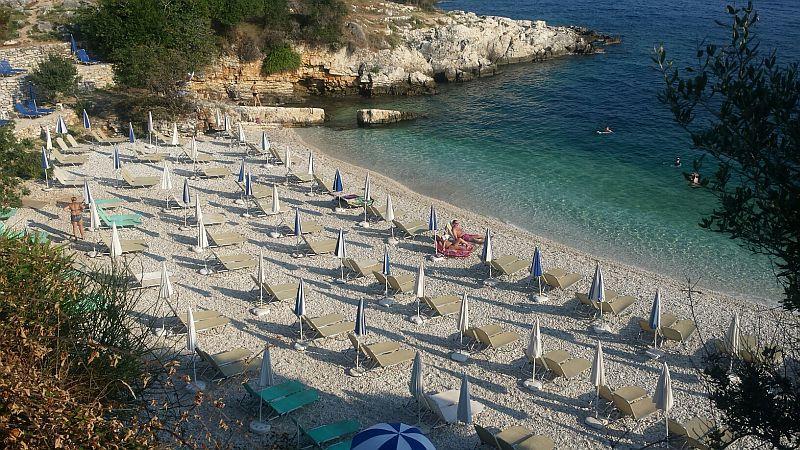 Пляж Батария Бич