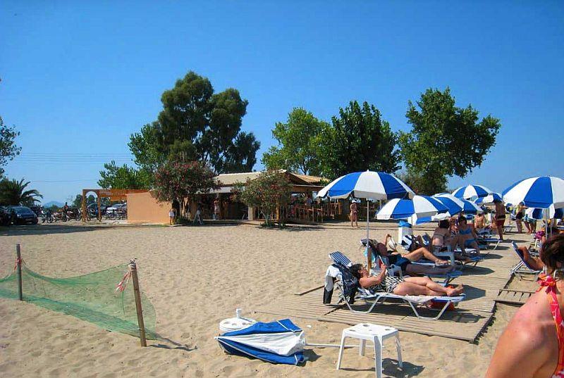 Пляж Боука