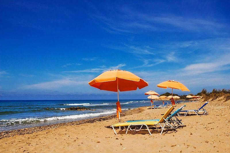 Пляж Халиконас Бич