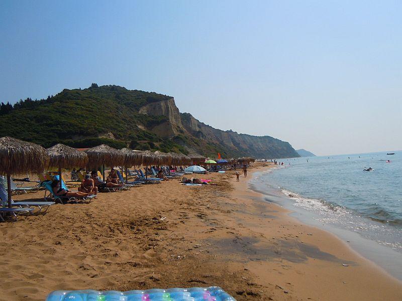 Пляж Гарденос Бич