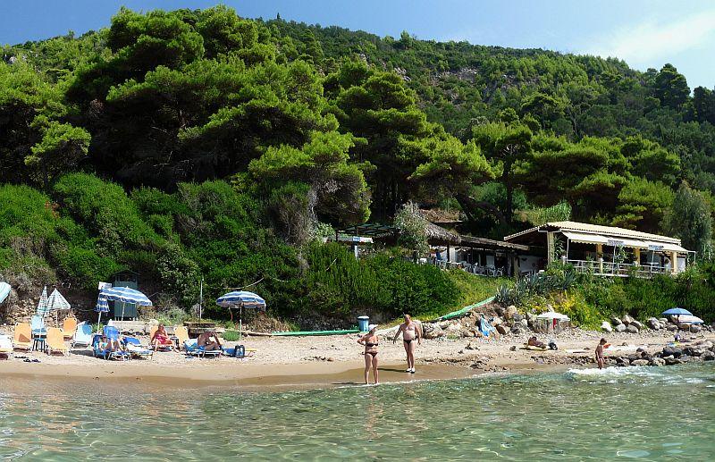 Пляж Джиалискари