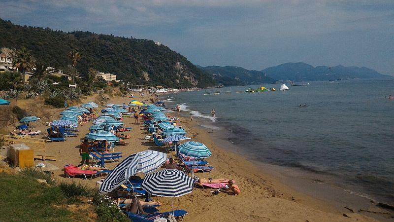 Пляж Глифада Бич