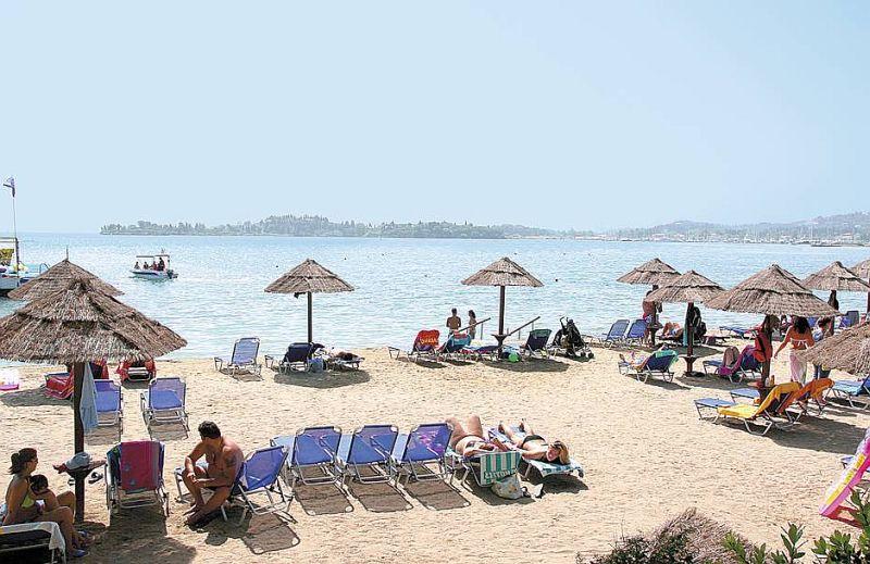 Пляж Гувия Бич