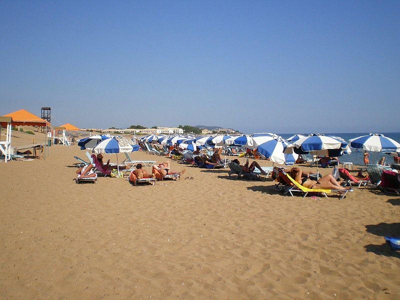 Пляж Иссос