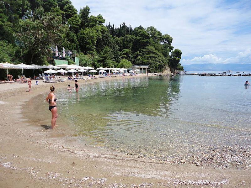 Пляж Канони Бич