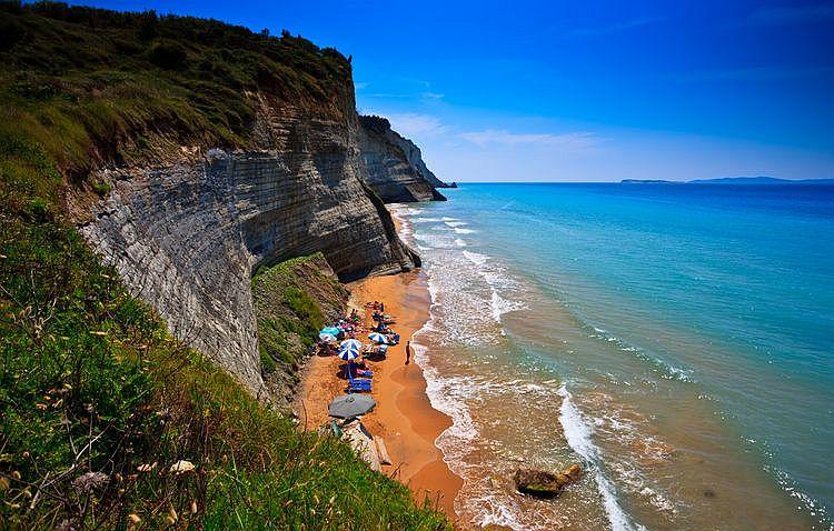 Пляж Лугга