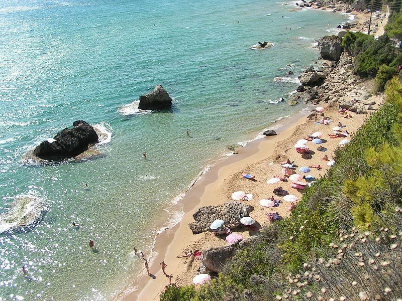 Пляж Миртиотисса