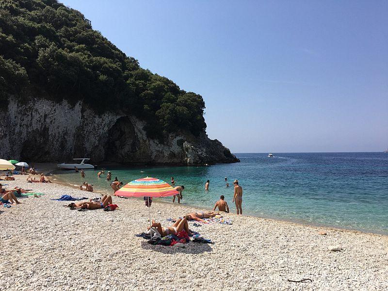 Пляж Ровиния