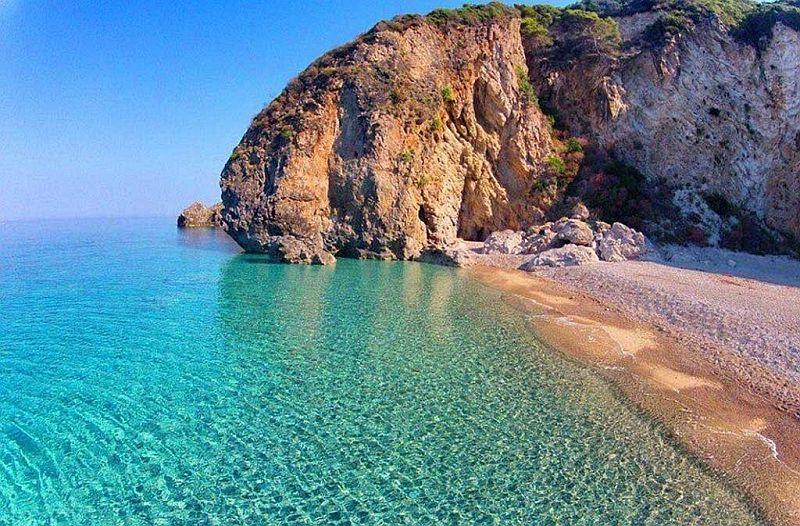 Пляж Стелари