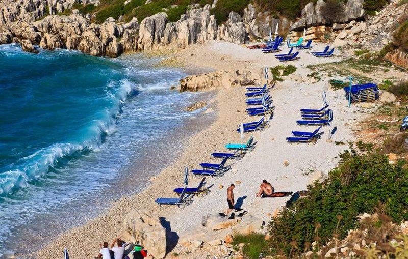 Пляж Сики